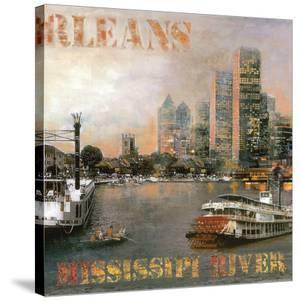 New Orleans III by John Clarke