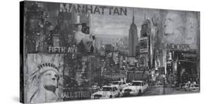 New York City I by John Clarke