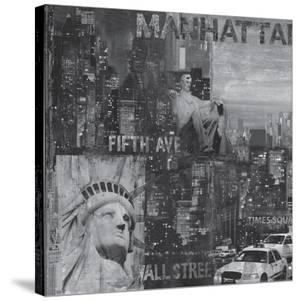 New York City III by John Clarke
