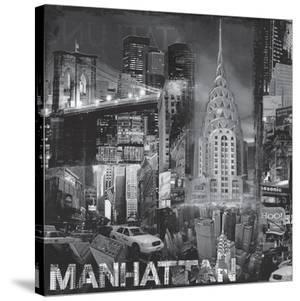 New York City V by John Clarke