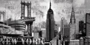 New York City by John Clarke