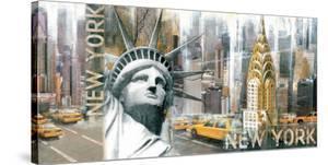 New York II by John Clarke
