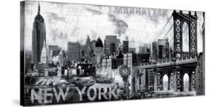 New York IV by John Clarke