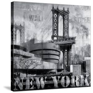 New York IX by John Clarke