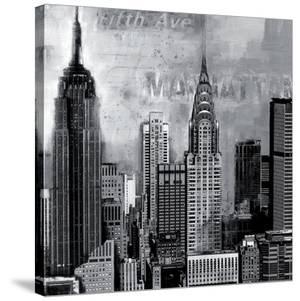 New York X by John Clarke