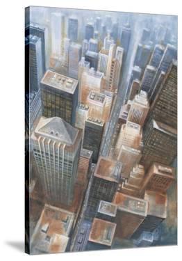 New York XIV by John Clarke