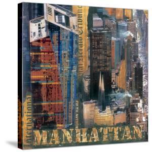 New York XIX by John Clarke