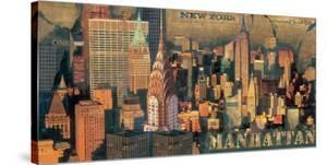 New York XV by John Clarke