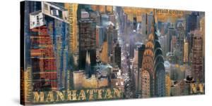 New York XVI by John Clarke
