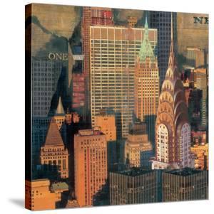 New York XVII by John Clarke