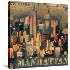 New York XVIII by John Clarke