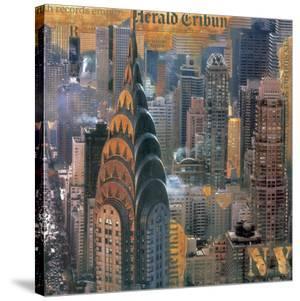 New York XX by John Clarke