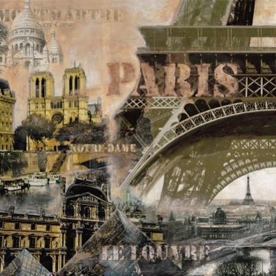 Paris I by John Clarke