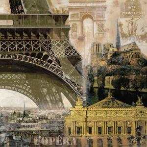Paris II by John Clarke