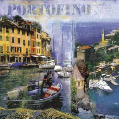 Portofino I by John Clarke