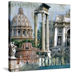 Roma II by John Clarke