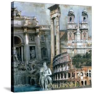 Roma III by John Clarke