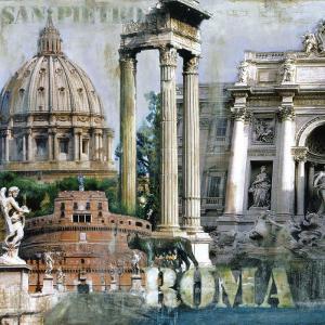 Rome I by John Clarke