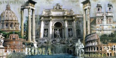Rome by John Clarke