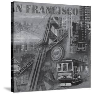 San Francisco II by John Clarke
