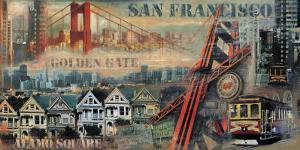 San Francisco by John Clarke