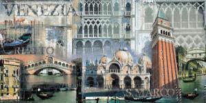 San Marco, Venezia by John Clarke