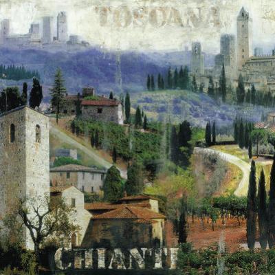 Tuscany I by John Clarke