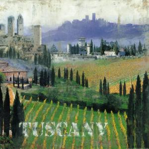 Tuscany II by John Clarke