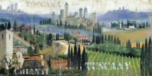 Tuscany by John Clarke