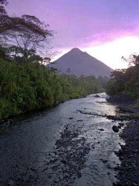 Arenal Volcano, Costa Rica by John Coletti