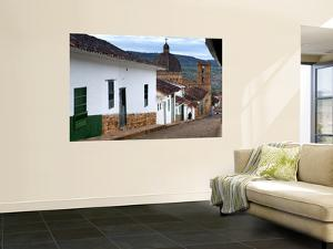 Colombia, Barichara, Colonial Town, National Monument, Santander Province by John Coletti