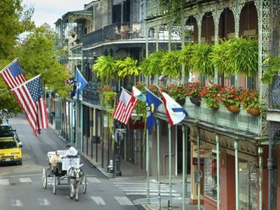 Louisiana, New Orleans, French Quarter, Royal Street