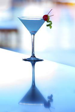 Peru, Paracas, Hilton Hotel Paracas, Blue Martini, Ica Region by John Coletti