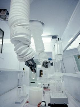 Robotic Arms in Pharmaceutical Manufacturing by John Coletti