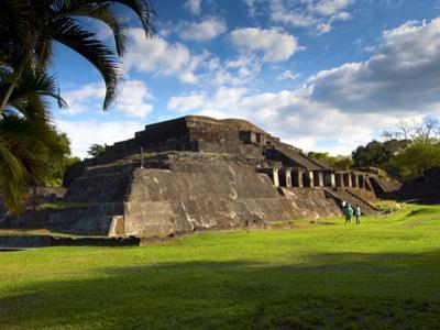 Tazumal Mayan Ruins, Located in Chalchuapa, El Salvador by John Coletti