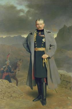 Field Marshal Earl Kitchener of Khartoum by John Collier
