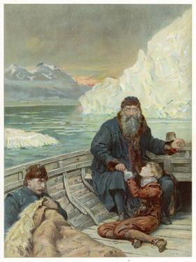 Henry Hudson is Cast Adrift by John Collier