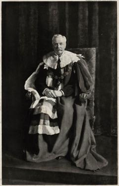 Herbrand Russell by John Collier