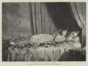 The Death of Albine by John Collier