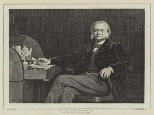 The Late Professor Huxley by John Collier