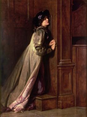The Sinner, 1904 by John Collier