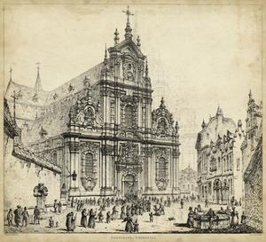 Brussells by John Coney