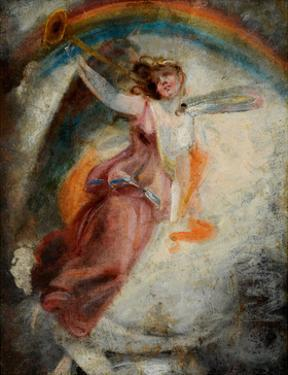 A Herald Angel by John Constable