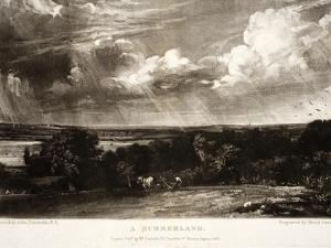 A Summerland by John Constable