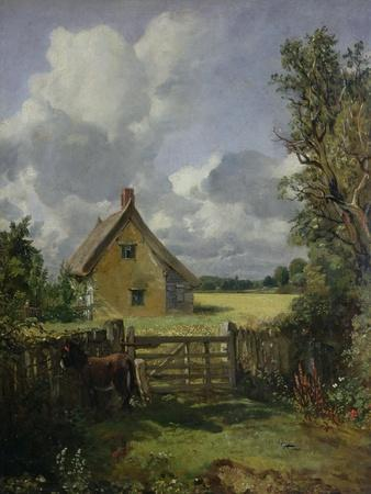Cottage in a Cornfield, 1833