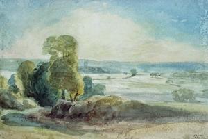 Dedham Vale, 1805 by John Constable