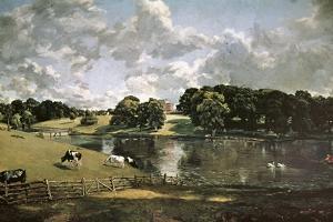 English School. Wivenhoe Park, Essex by John Constable