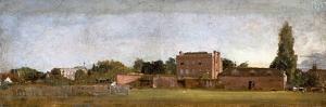 Golding Constable's House by John Constable