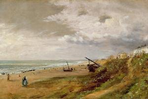Hove Beach by John Constable