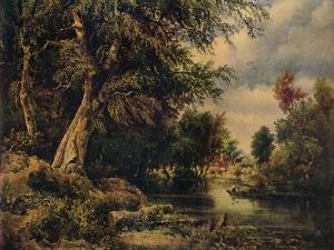 Landscape, 1911 by John Constable